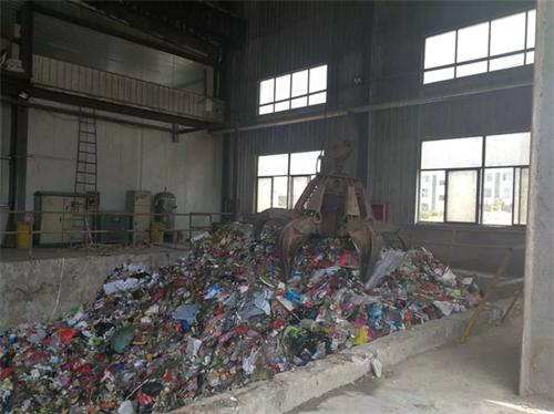 违法填埋近万吨垃圾!九江都昌这家明星企业摊上事了