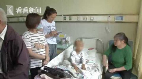 3岁儿子身患癌症被病痛折磨 妈妈却离家出走…