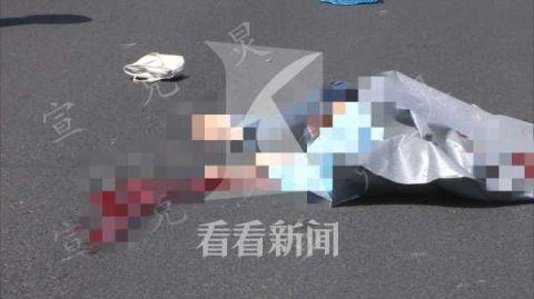 轿车经过岔口人行道未减速 7旬阿姨被撞身亡