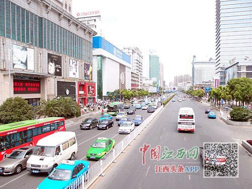 南昌市城区道路