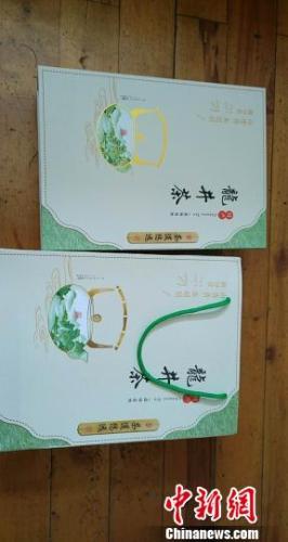"""""""村霸""""强买强卖茶叶:成本价50元1盒 卖500元"""