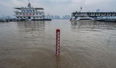 受连续暴雨影响 江西5座水库超汛限水位