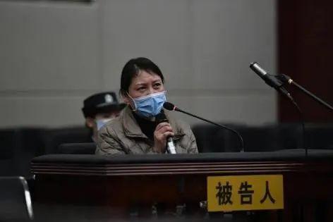 2020年12月21日,劳荣枝案一审首次开庭