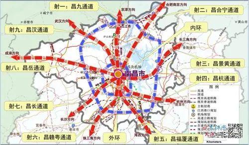 江西这些地方要开行城际列车 延伸轨道交通