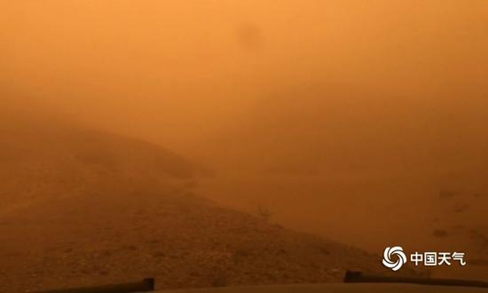 大风沙尘频扰北方 江西湖南等地暴雨连连