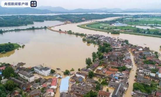 长江中下游及两湖将较长时间维持高水位 世卫组织提醒