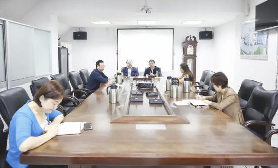 全力冲刺——生命活水医疗集团召开创文推进会