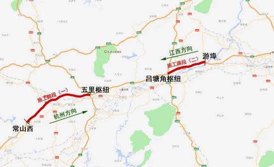 江西高速这些路段封闭施工!请提前绕行