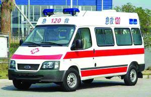 南昌120春节日均出车160次 外伤类急救最多