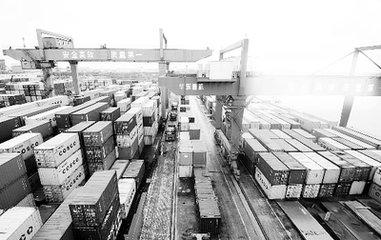 今年前2个月南昌港吞吐量大幅增长 同比增长7.5%
