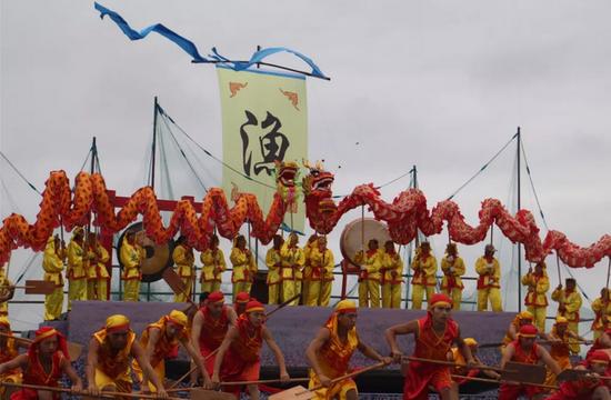 2018余干·中国鄱阳湖开湖民俗文化旅游节开