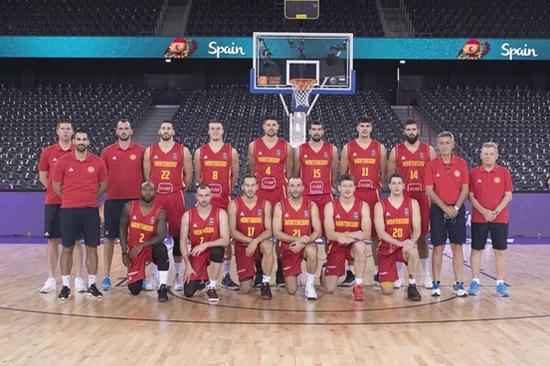 NBA全明星、魔术队头号球星武切维奇来新余 上演黑山对战波兰