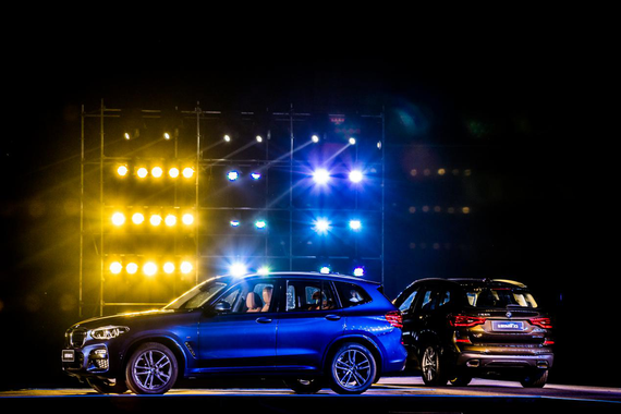 全新BMW X3众望登场!心动么?也许是我们更懂你!