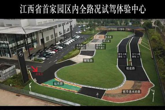 华宏奔驰试驾体验中心专业媒体深度测评