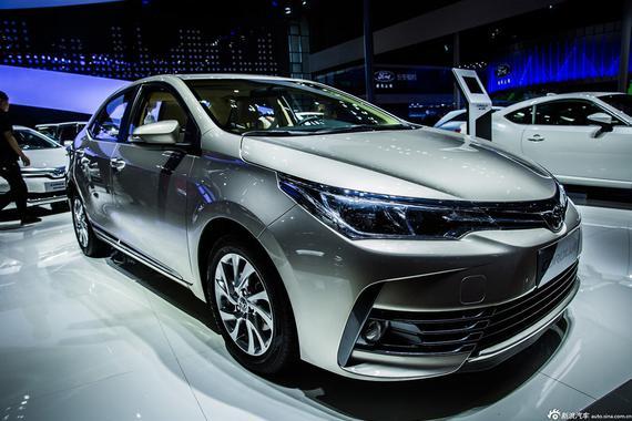 车坛神话:全球销量第一的轿车又升级