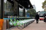 """300辆公共自行车""""蹬""""陆萍乡 1小时内免费"""