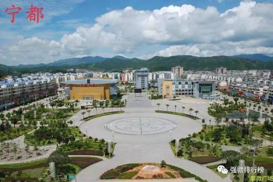 村(居)委会,总人口84万.是原中央苏区核心县、国家扶贫开发工