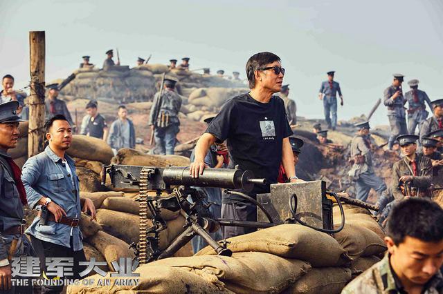 《建军大业》还原60个历史场景 7月28日内地公映