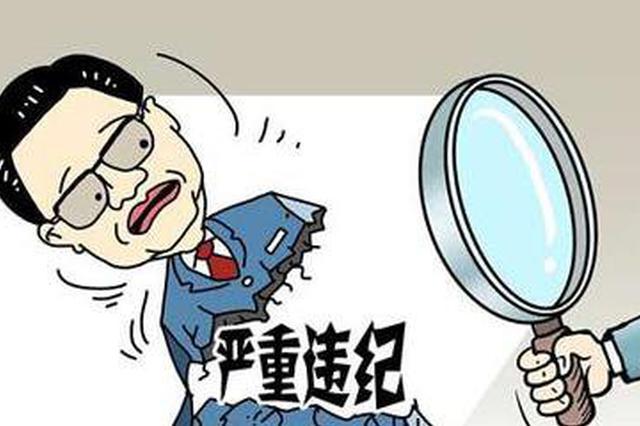 严重违纪 萍乡莲花县委统战部副部长江英豪接受审查