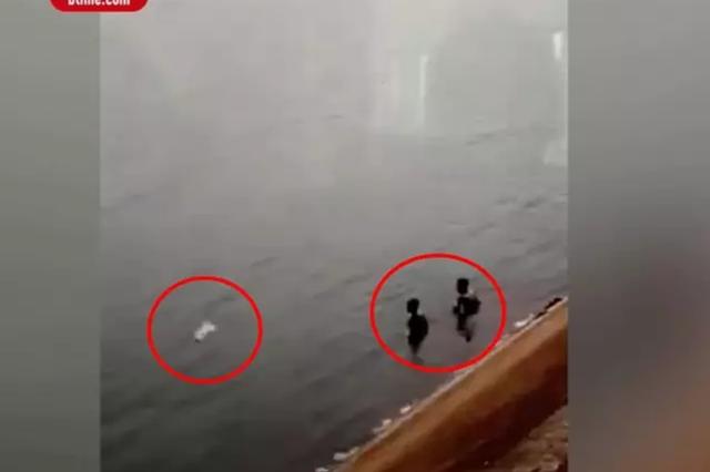 两名女孩溺水 同行男子冷眼旁观直至女孩死亡