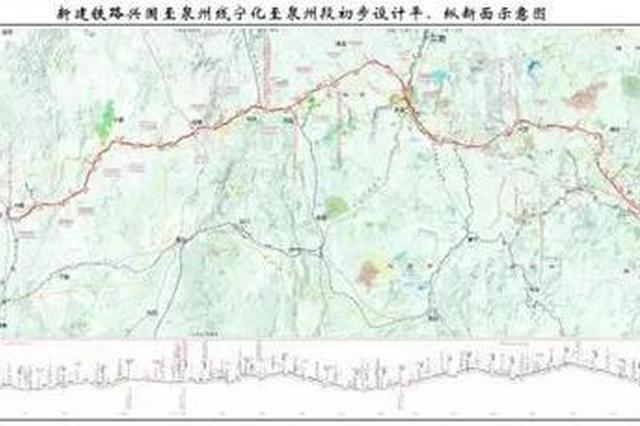 兴泉铁路赣州段最终走向确定 有望在2020年试运营