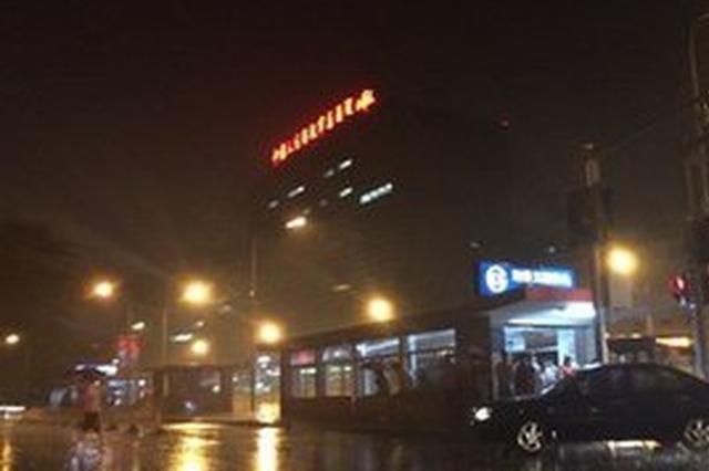 """南昌开启""""雷雨模式""""明日最高温跌破30℃大关"""