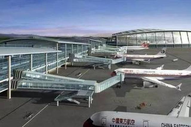 昌北机场预计将于12月上旬成为千万级枢纽机场