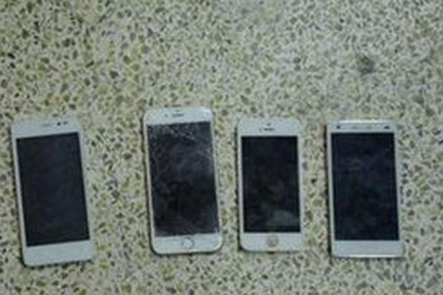 男子研读10多本侦探小说练偷技 盗窃4部手机被捉