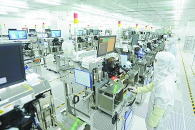 创新招商 南昌电子信息产业主营业务今年将破千亿