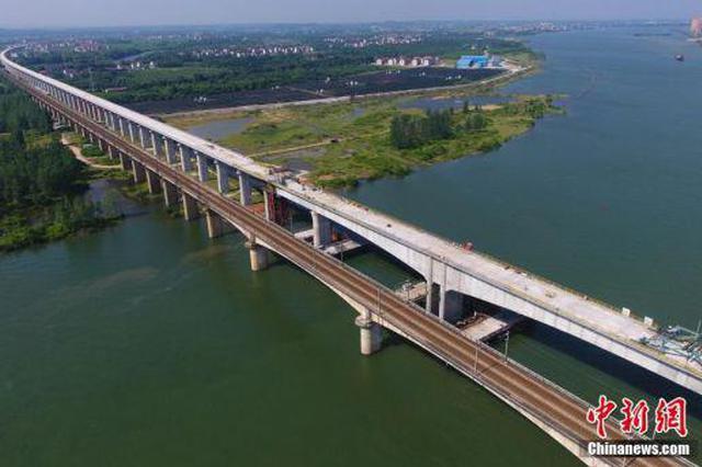 明年底从南昌坐火车最快1个半小时到赣州