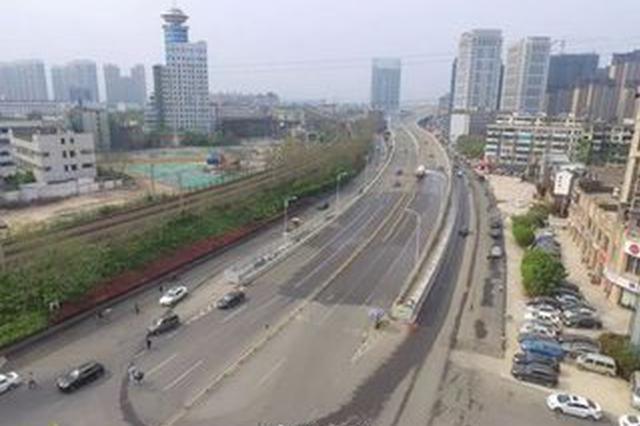 南昌英雄大桥引桥今晚拆除 19条公交线路临时调整