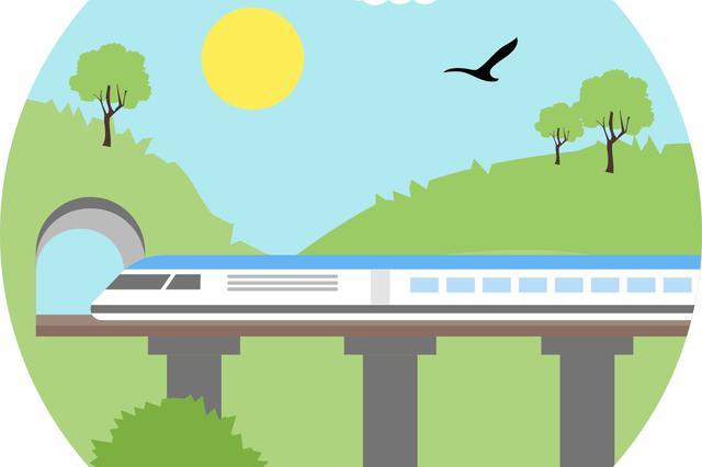江西将再建一条高铁 吉抚武温铁路基本走向确定