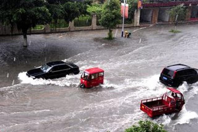 端午节后江西有连续暴雨过程 洪涝灾害风险大