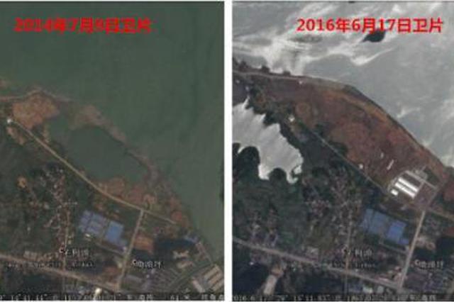 庐山西海非法填湖屡次发生 地方政府被指默许纵容