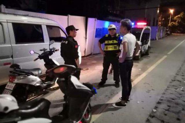 男子电动车被盗去报案 发现它摆在派出所