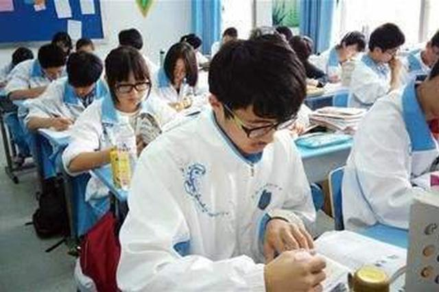 南昌市2018年中考考生6月23日开始填报志愿