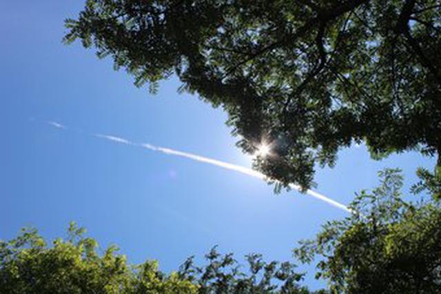 晴热进行时 未来三天江西以晴天多云天气为主