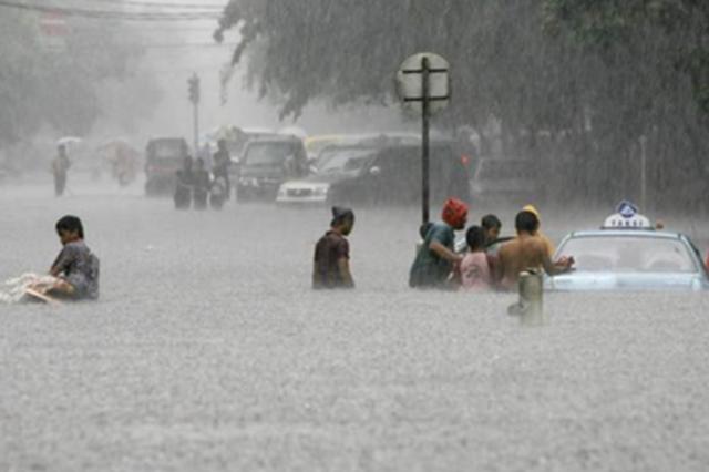 强降雨致江西出现灾情 中央下拨7000万元救灾资金