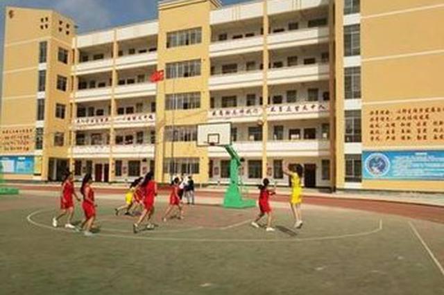 改善办学条件 南昌城乡义务教育发展实现基本均衡