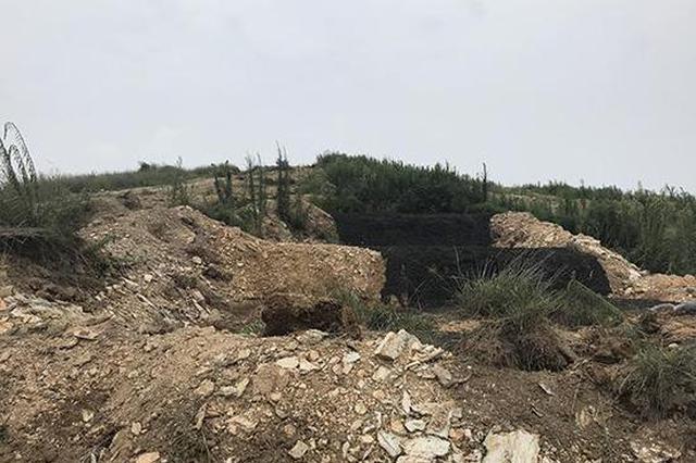 村民断路阻淤泥进村:企业处置淤泥年收入240万