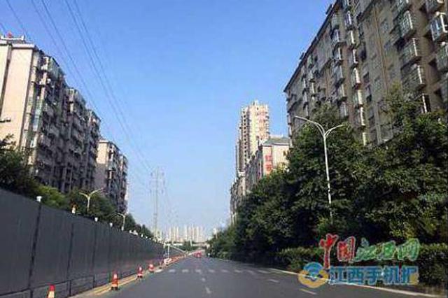南昌红湾公路(长堎大道-建设路段)提升改造