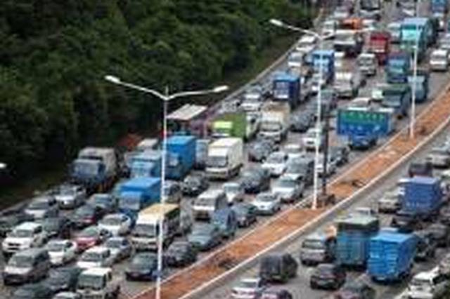 2018年中秋、国庆假期江西高速公路出行攻略请收好