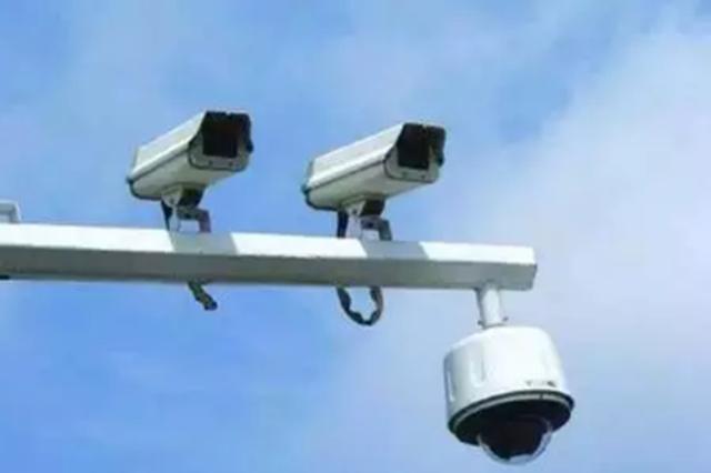 南昌新增电子警察专拍违停 昌九高速新增4个
