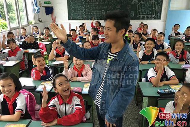 小学老师把《稻香》改编成乘法复习歌 受学生追捧