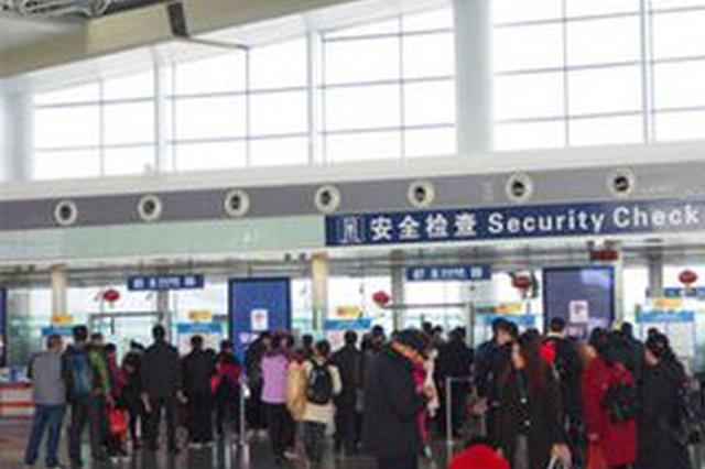 南昌机场较去年提前72天完成旅客吞吐量1000万人次