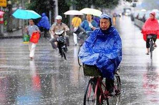 江西周日将迎来中等强度降雨 对缓解旱情有利