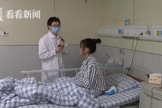 女子反复高烧两个月 以为是普通感冒险丢命