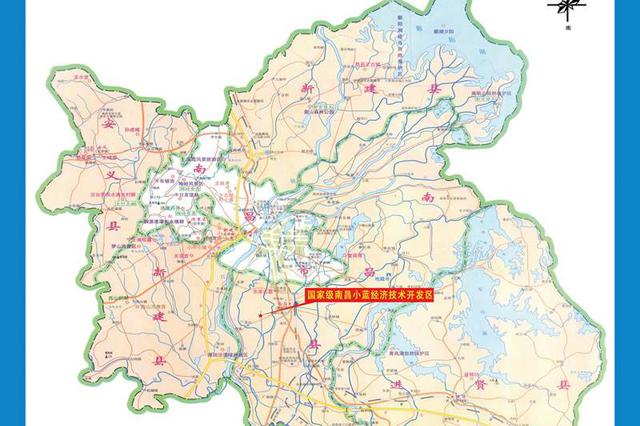 南昌:2020年所有乡镇3A级景点连通三级公路