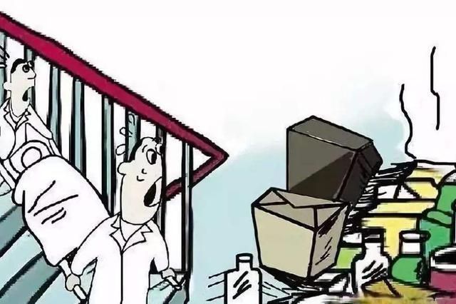 江西:住宅小区楼道禁止停放电动车 不得乱堆杂物