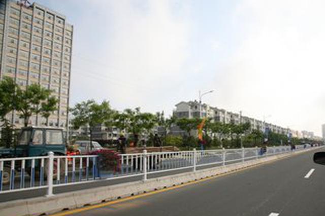 南昌上海北路将改造:定位为城市主干道 双向六车道